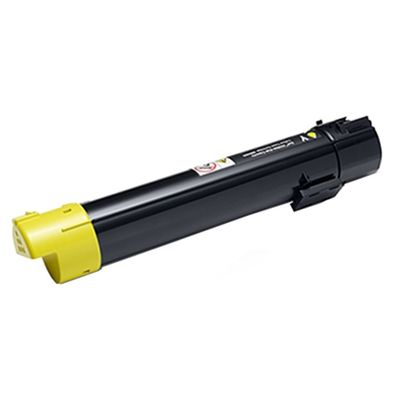 Dell C5765dn 12,000 Page Yield Yellow Toner Cartridge -KIT