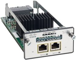 Catalyst 3K-X 10G-T Network Module