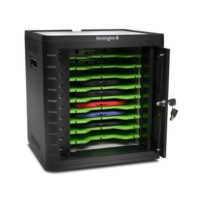Charge+Sync Cabinet Universal Black