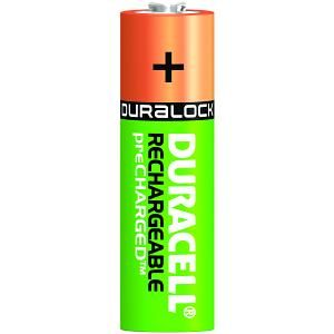 AA Oppladbare batterier 4 pack 2400 mAh - PRECHARGED!