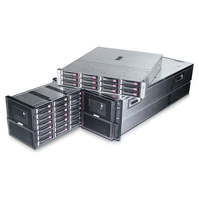 StoreAll 8800 22TB w/25 900GB SFF 10K ENT SAS HDD 6G Expansion Capacity Block
