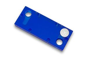 EK Water Blocks TOP Plexi - RAM Monarch X4 Clean CSQ - blau (2282)