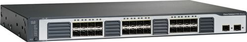 CISCO C3750V2 24 100BASE-FX Ports+2SFP Std Img (WSC3750V224FSS)