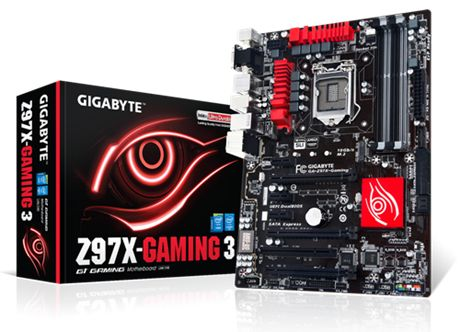 Z97X-Gaming 3, Intel Z97 Mainboard - Sockel 1150
