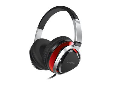 CREATIVE Headset Aurvana Live 2 Red (51EF0660AA004)