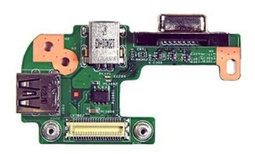 VGA/ CRT/ DC-IN Board
