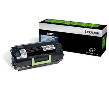 LEXMARK Extra High Yield LRP Toner Cart for lab (52D2X0L)