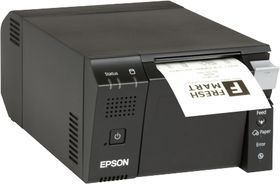 EPSON TM-T70II-DT-226A0: 16GB LE WPR7 EBCK EU             IN PRNT (C31CD51226A0)