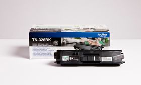 TN-326BK TONER CARTRIDGE BLACK F/ HL-L8250CDN 4000PGS SUPL