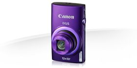 IXUS 265 HS purple