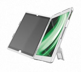 LEITZ MULTI CASE WITH PRIVACY FRONT WHITE - IPAD AIR