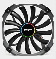 CRYORIG XT140 PWM Slim Silent Case 140mm Fan (CR-XTA)