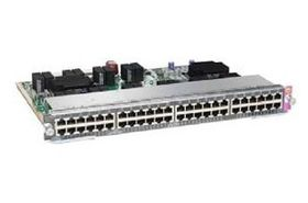 CATALYST 4500 E-SERIES 48-PORT 10/ 100/ 1000 (SPARE)              EN CPNT