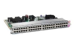 CISCO CATALYST 4500 E-SERIES 48-PORT (WS-X4748-RJ45-E=)