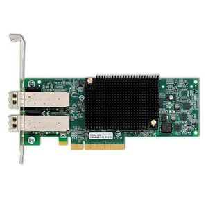 DELL Emulex OCe10102-FX-D Dual Port 10Gbps FCoE Converged Network Adapter - Kit (406-10269)
