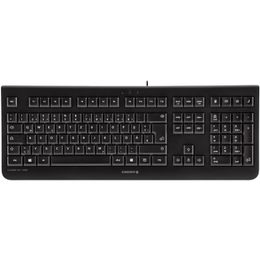 CHERRY KC-1000, Nordisk layout, USB,