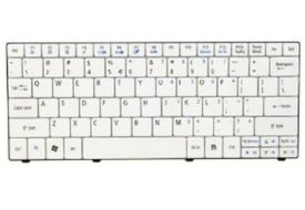 Keyboard Russian AOD257 white