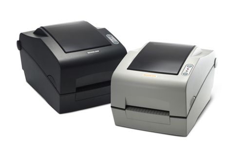 TT LABEL PRINTER 203DPI CUTT. D. GREY SERIAL PARAL. USB  IN PRNT