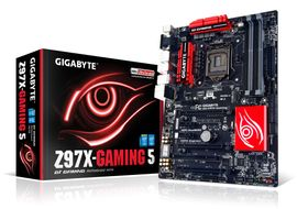Z97X-Gaming 5, Intel Z97 Mainboard - Sockel 1150