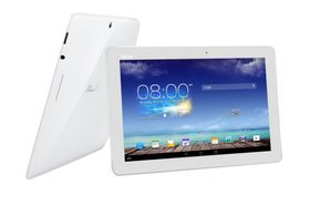 "MeMo Pad ME102A HD 10.1"" hvit 16GB SSD, GPS, Android 4.2"