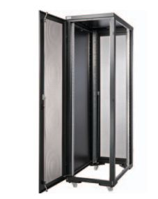 RE Rack 27Ux600Wx1000D Perf with sides