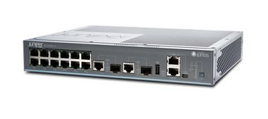 EX 2200 24-port 10/ 100/ 1000BaseT with 4 SFP uplink ports