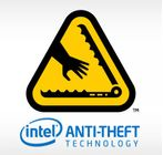 INTEL Anti-Theft Service Activation Code Card 1 year German / English