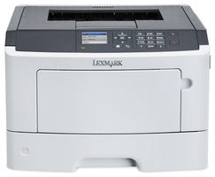 DUPLEX NETWORK LASER PRINTER LEXMARK MS510DN