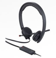 UC&C USB HEADSET STEREO H650E MS LYNC CERTIFIED