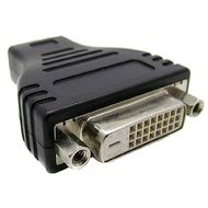 Adapter Conn Hdmi To Dvi D