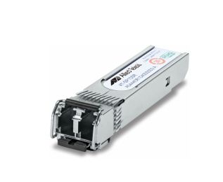 Allied Telesis 850nm 10G SFP+ - Hot Swappable,  300M using High bandwidth MMF (AT-SP10SR)