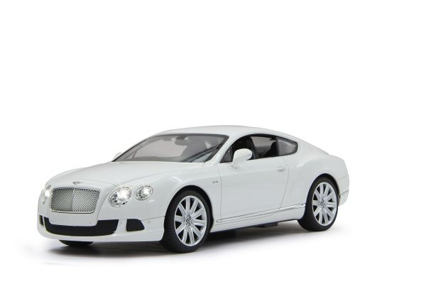 Bentley JAM 1:14 40 MHz weiß Continental GT Speed