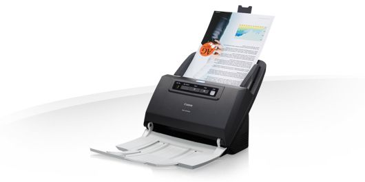 DR-M160II DOCUMENTSCANNER IN BOOK