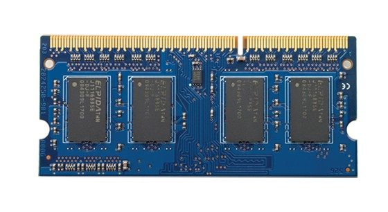 SODIMM 4GB PC3-10600 CL9 DPC