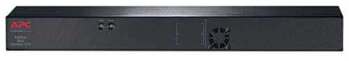 APC NetBotz Rack Monitor 570. Supports up to 4 external camera pods, 12 sensor pods and up to 78 Universal Sensors. 6  Universal Sensor Ports and max 12 Sensor Pods Supported. Robust appliance interfa (NBRK0570)