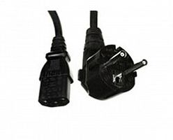 POWER CORD IEC320 DEVICE 2.5M (F/M)