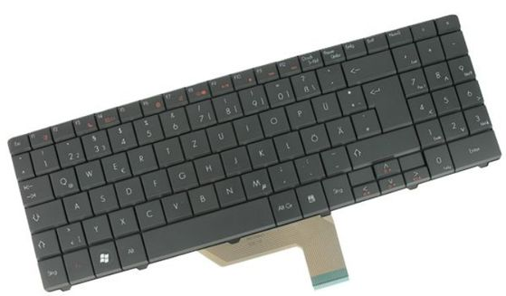 KEYBD.NOR.100KEY.G525