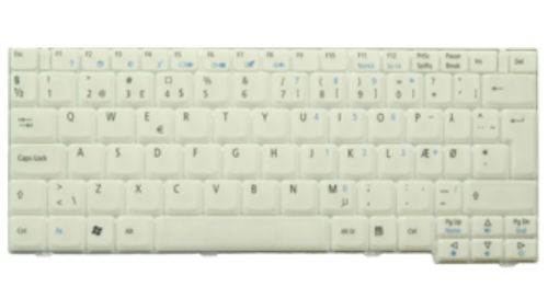 ACER KEYBOARD.FRENCH.WHITE (KB.TCY07.010)