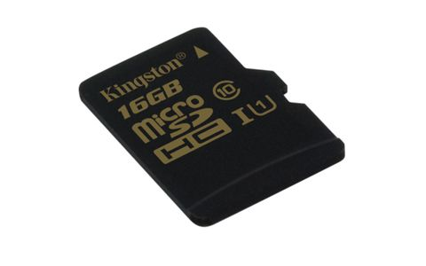 KINGSTON 16GB microSDHC CL10 UHS-I 90R/4 (SDCA10/16GBSP)