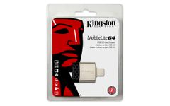 KINGSTON MOBILELITE G4 USB 3.0 MULTI-CARD READER