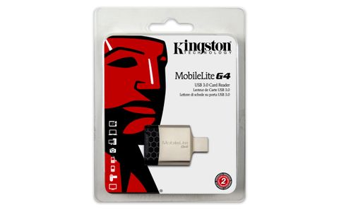KINGSTON Mem Card Read USB  USB 3.0 (FCR-MLG4)