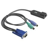 Hewlett Packard Enterprise KVM Console USB 2.0 Virtual Media CAC Interface Adapter