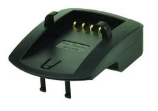 2-POWER Charging Plate (Requires Base) Tilsvarende D-LI109 (PLA8084A)