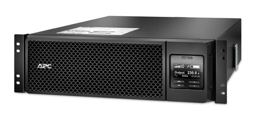 Smart-UPS SRT 5000VA RM w/6y warrant