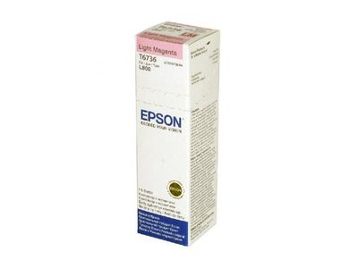 EPSON Ink T6736 light magenta | 70 ml | L800 (C13T67364A)