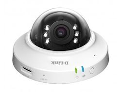 HD PoE Mini Dome IR IP  Camera