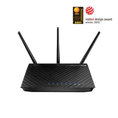 RT-N66U 450MBPS W/L BB ROUTER