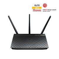 RT-AC66U NORDIC Wireless Router Gigabit 802_11ac 1300_450Mbps WLAN USB2_0 FTP server AiCloud 3G