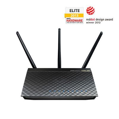Asus RT RT-AC66U NORDIC Wireless Router