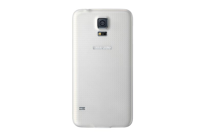 Samsung Back Cover Galaxy S5, White Back Cover for Galaxy S5